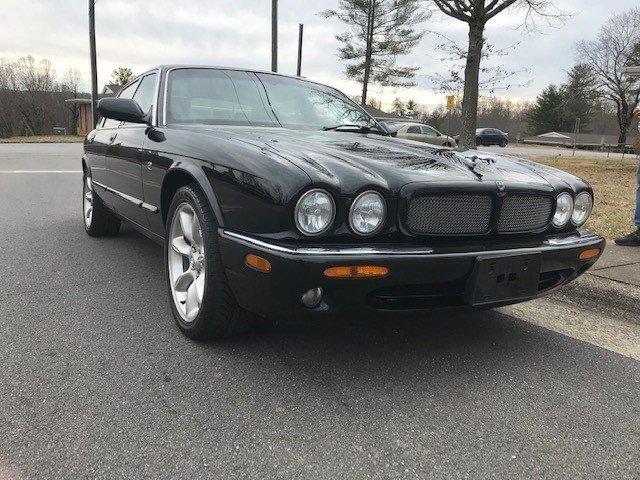 2000 jaguar xjr super charged