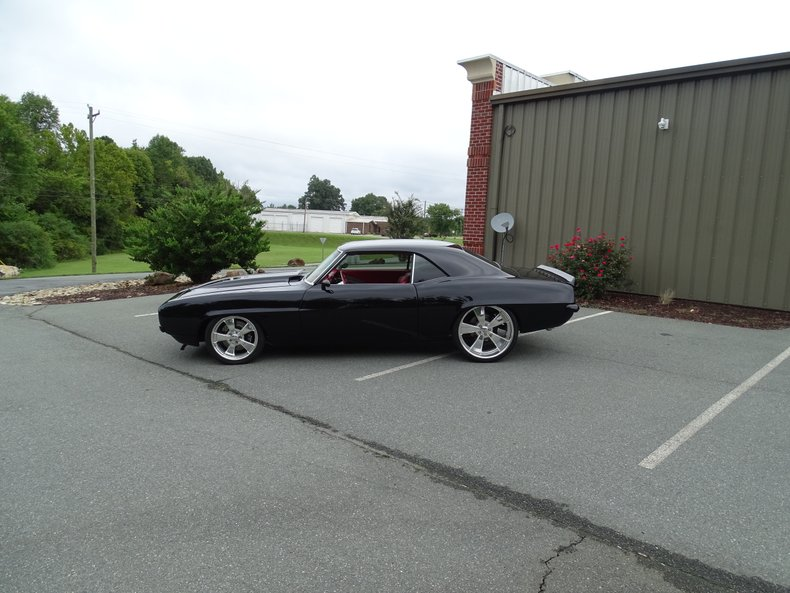 1969 chevrolet camaro custom coupe