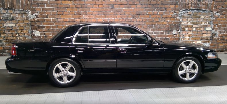 Norwalk Auto Auction >> 2003 Mercury Marauder | GAA Classic Cars