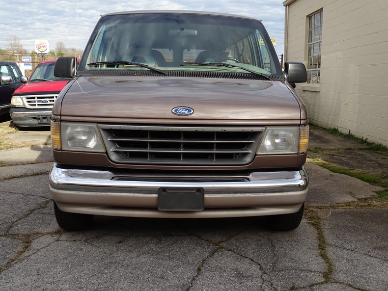 1994 ford e150 conversion van