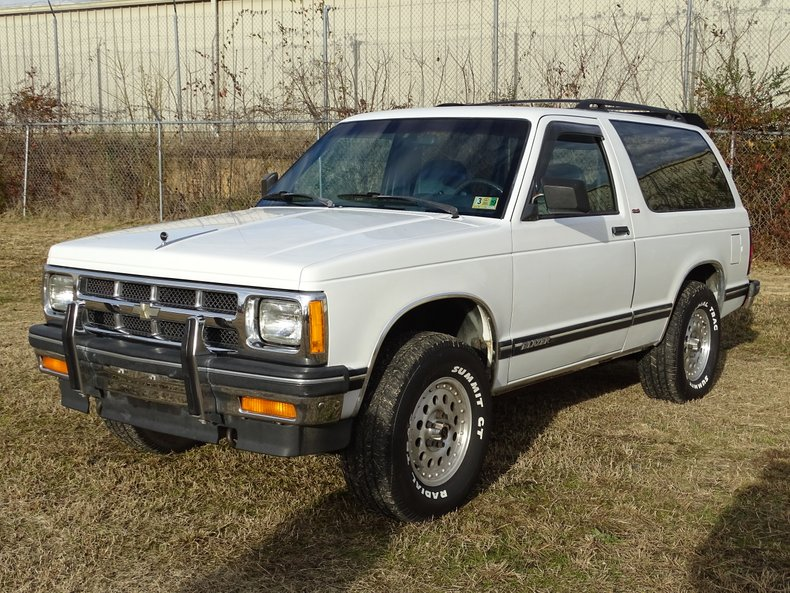 1993 Chevrolet S10 For Sale