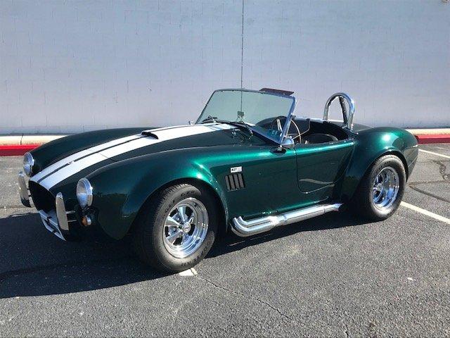 2010 Assembled 1967 Cobra Replica