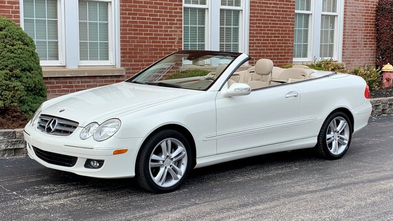 2008 Mercedes-Benz CLK350 For Sale