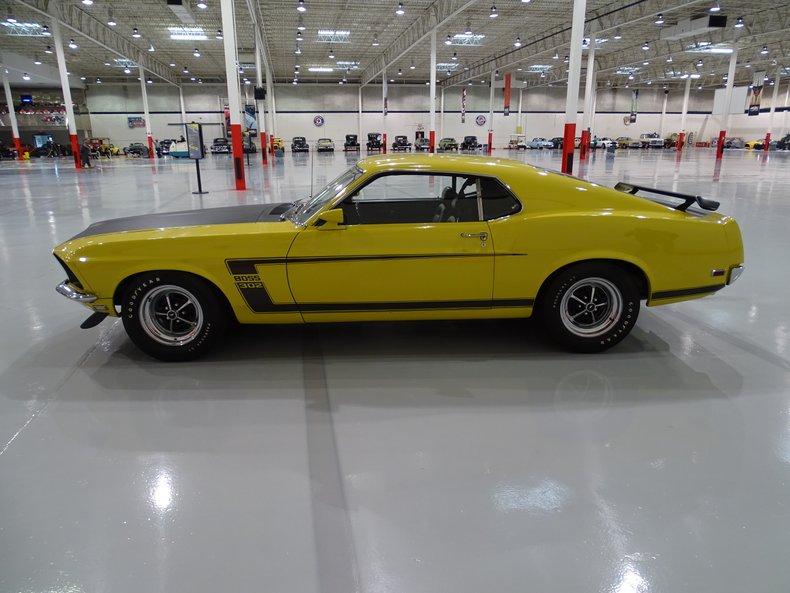 1969 Ford Boss 302 | GAA Classic Cars