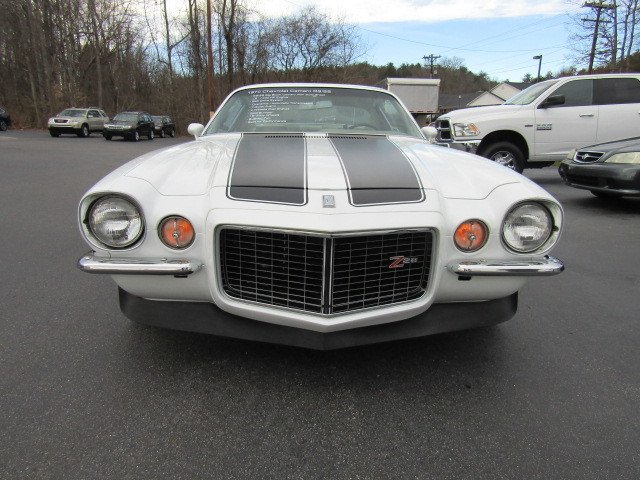 1970 chevrolet camaro rs ss z28 clone
