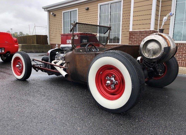 1929 ford rat rod