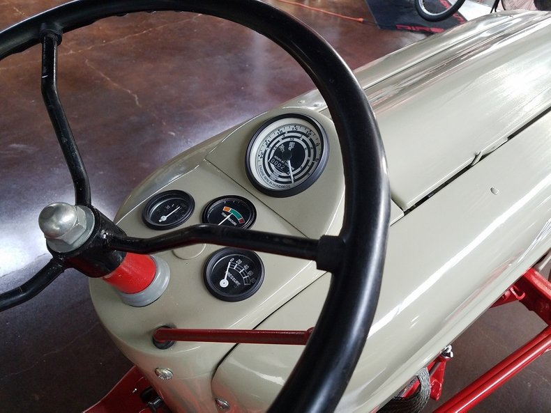1954 ford 601 series tractor