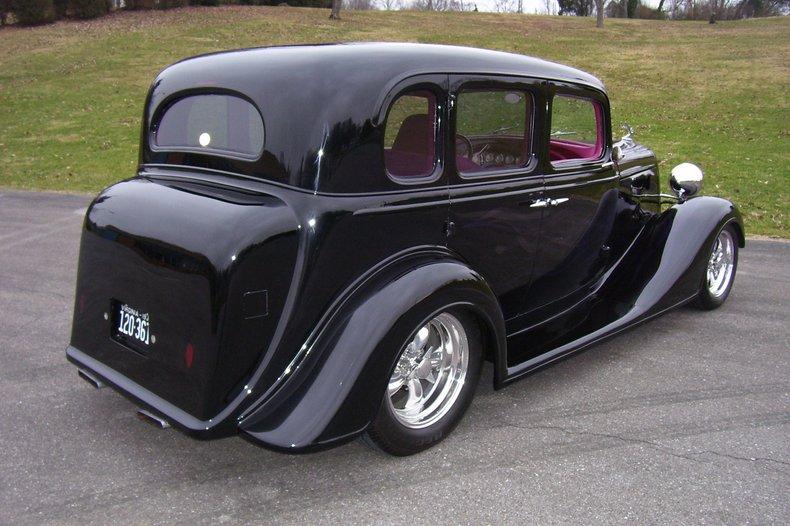 1934 Chevrolet 175 Master | GAA Classic Cars