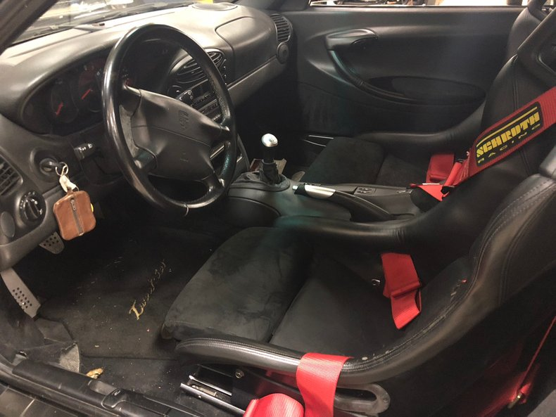 1997 porsche 986 convertible