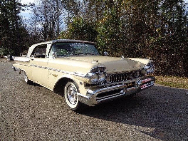 1957 Mercury Montclair For Sale