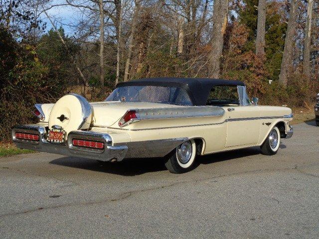 1957 mercury montclair