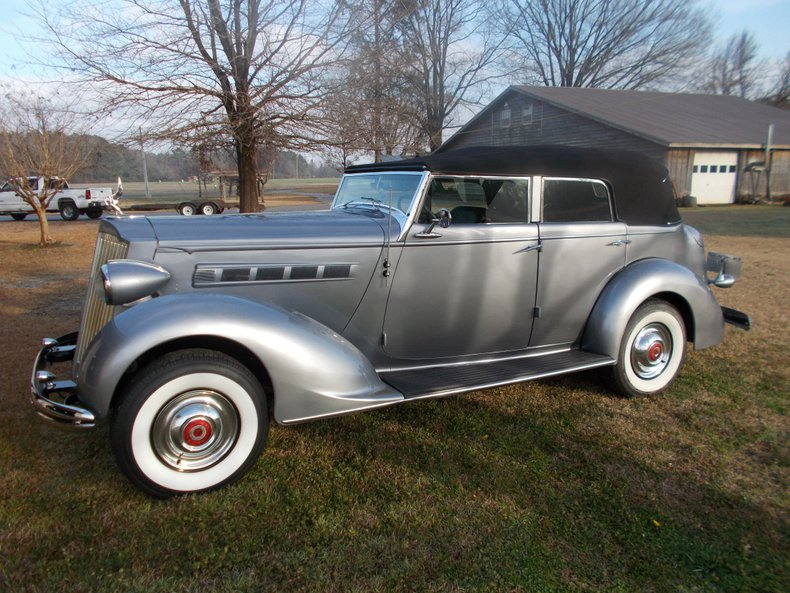 1936 PACKARD STREETROD SEDAN