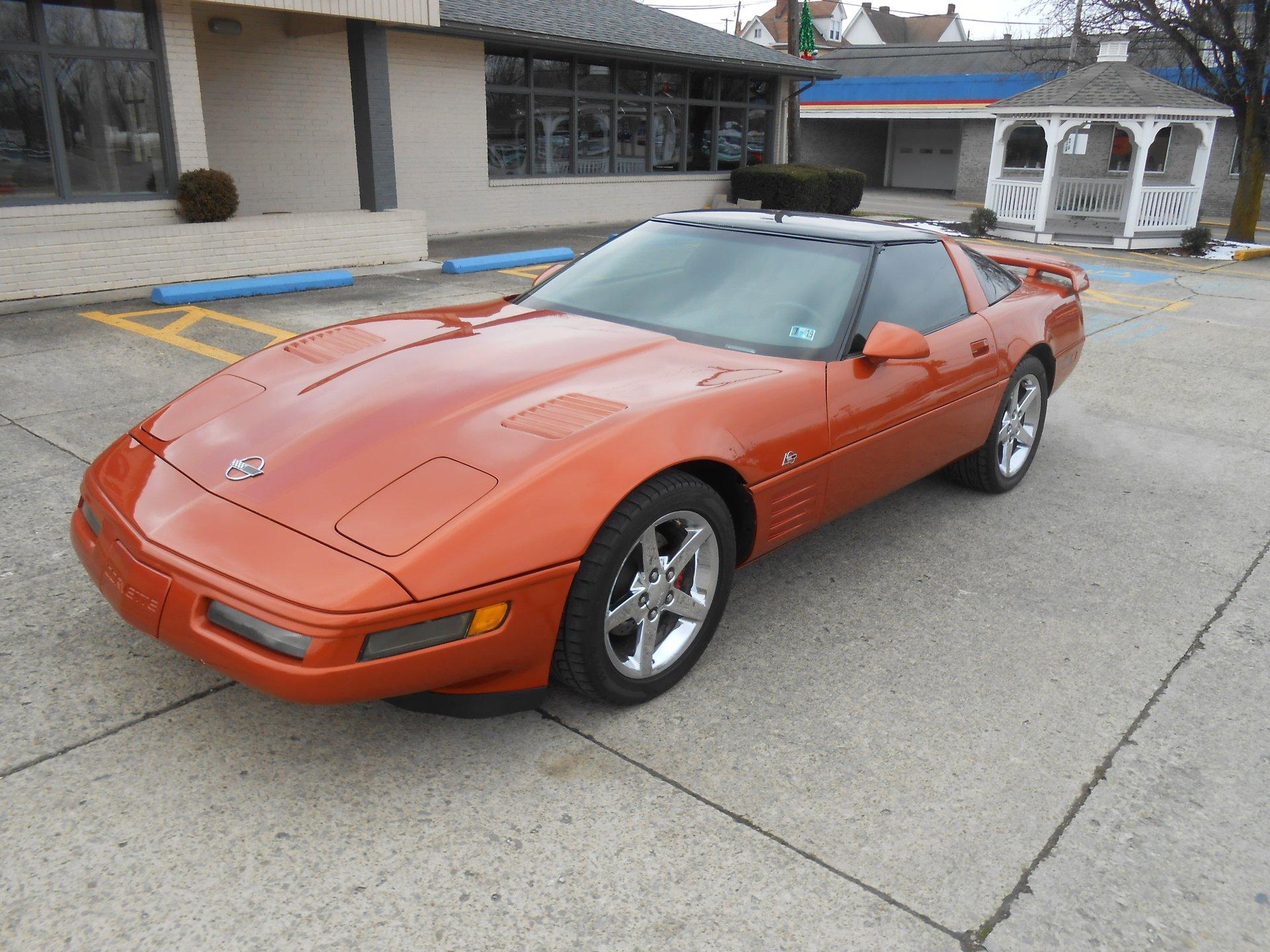 1993 Chevrolet Corvette | GAA Classic Cars