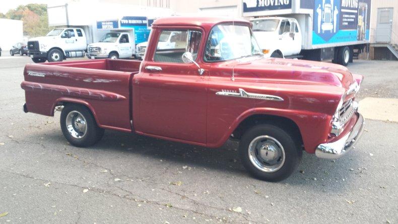 1958 Chevrolet Apache Gaa Classic Cars