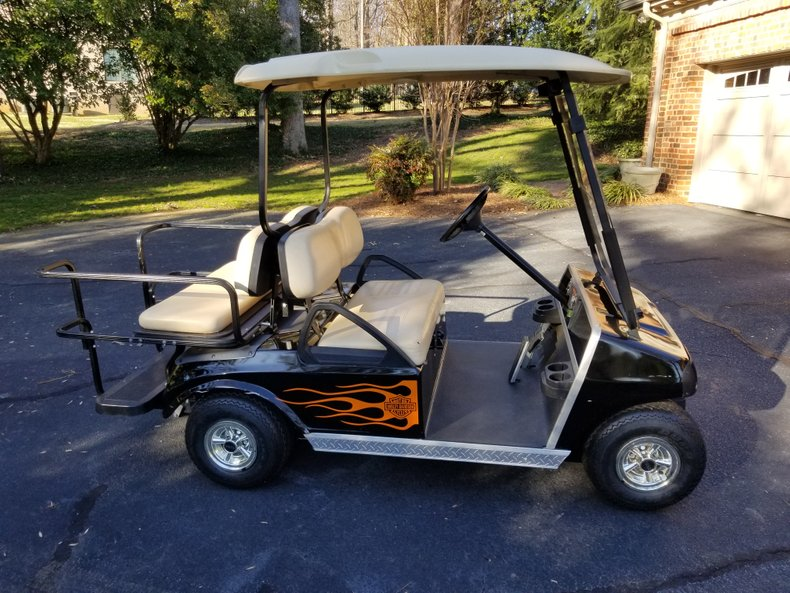 2001 Club Car Golf Cart For Sale