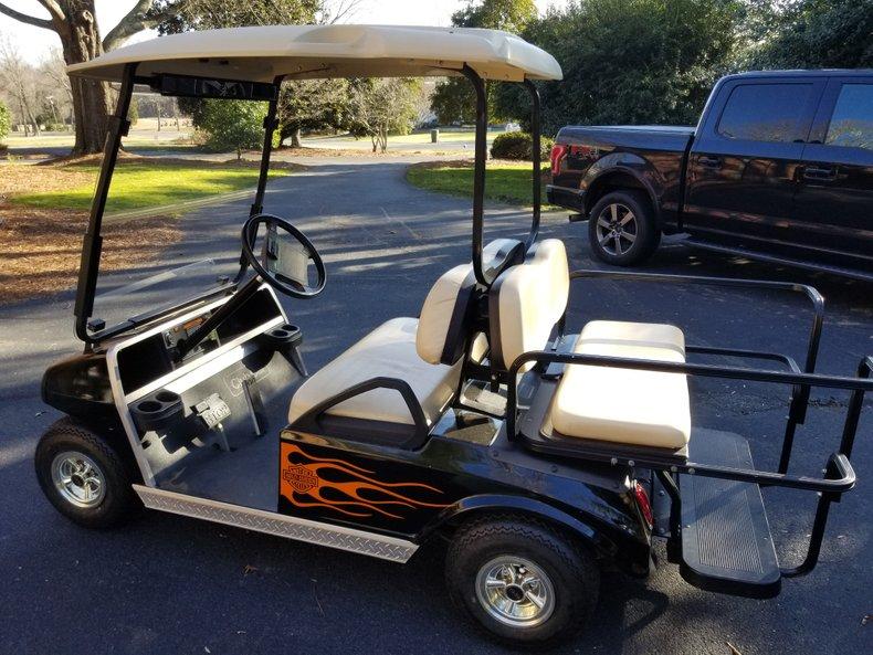 2001 club car golf cart