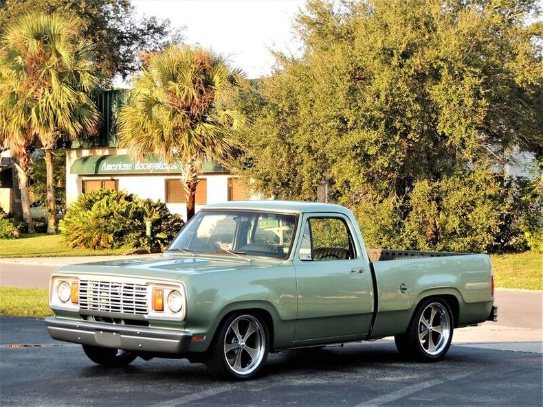 1978 Dodge D100