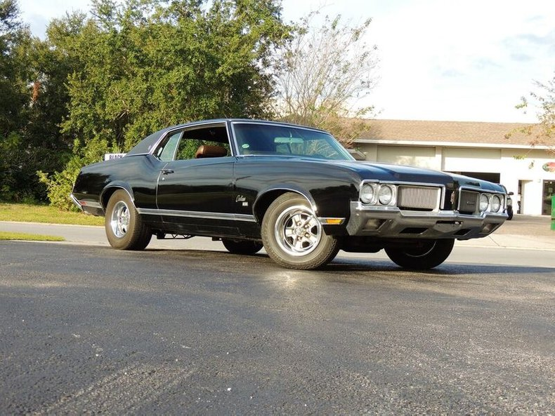 1970 oldsmobile cutlass sx