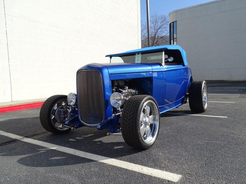 1932 ford hi boy roadster