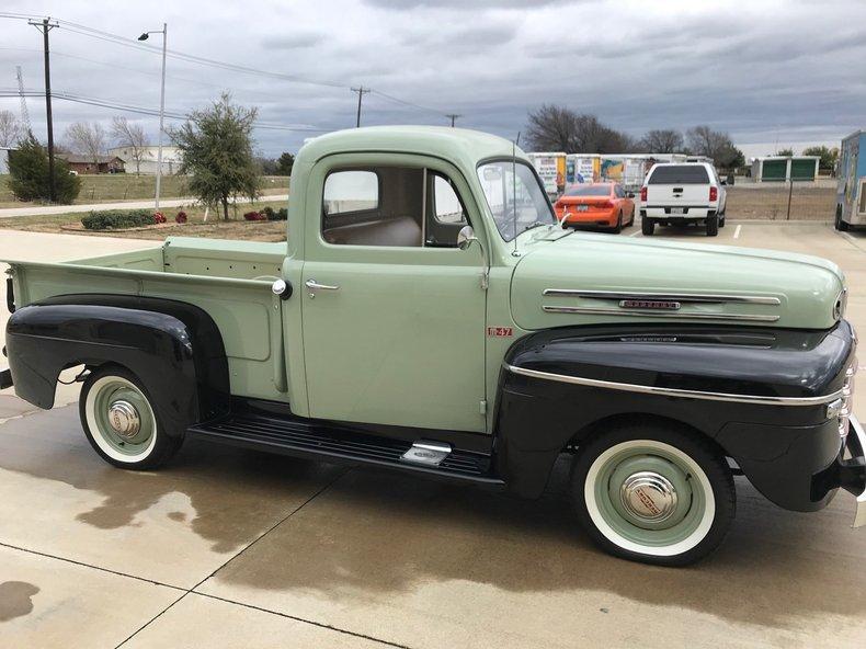 1950 Mercury M 47 Pickup