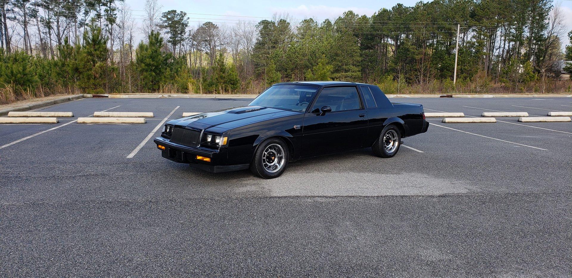 1987 Buick Grand National | GAA Classic Cars