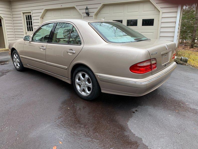 2002 mercedes benz e320