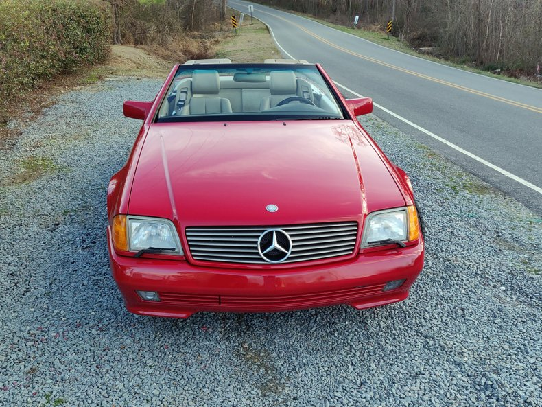 1993 mercedes benz 300 sl