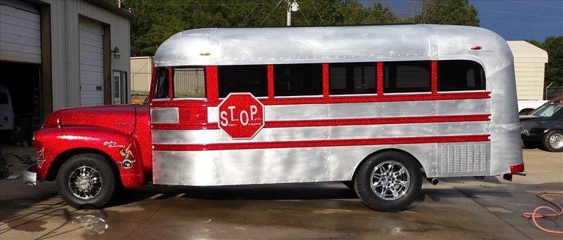 1947 chevrolet custom party bus