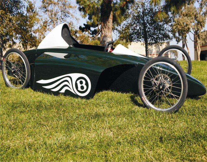 2007 Bentley Racer
