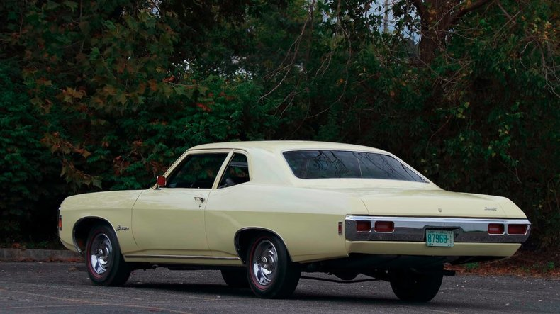 1969 chevrolet biscayne l72