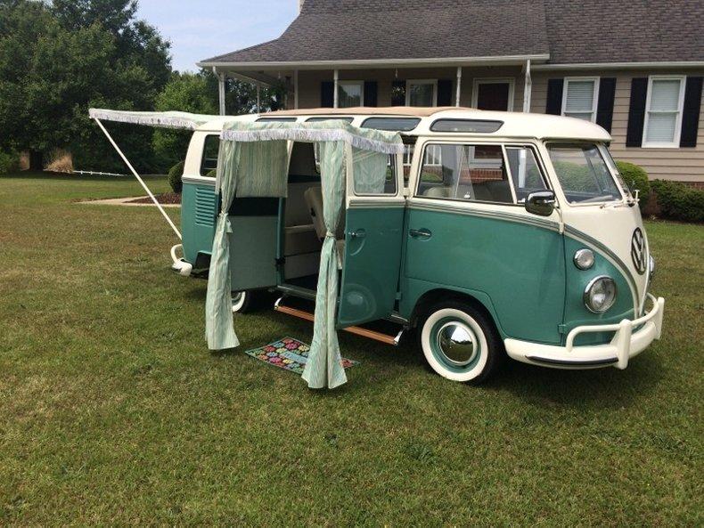 1964 Volkswagen 21 Window Bus 9