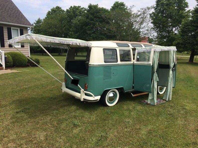 1964 Volkswagen 21 Window Bus 13