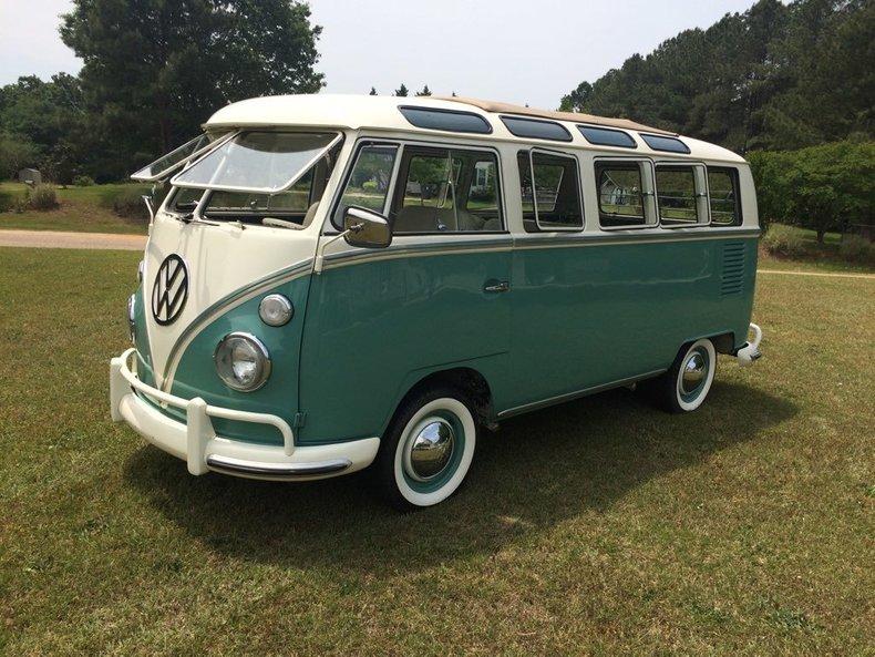 1964 Volkswagen 21 Window Bus 1