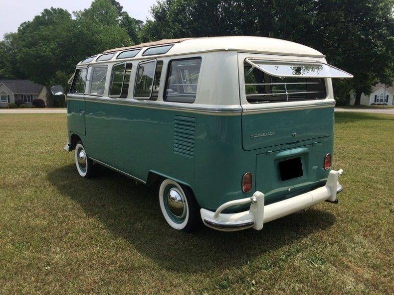 1964 Volkswagen 21 Window Bus 5