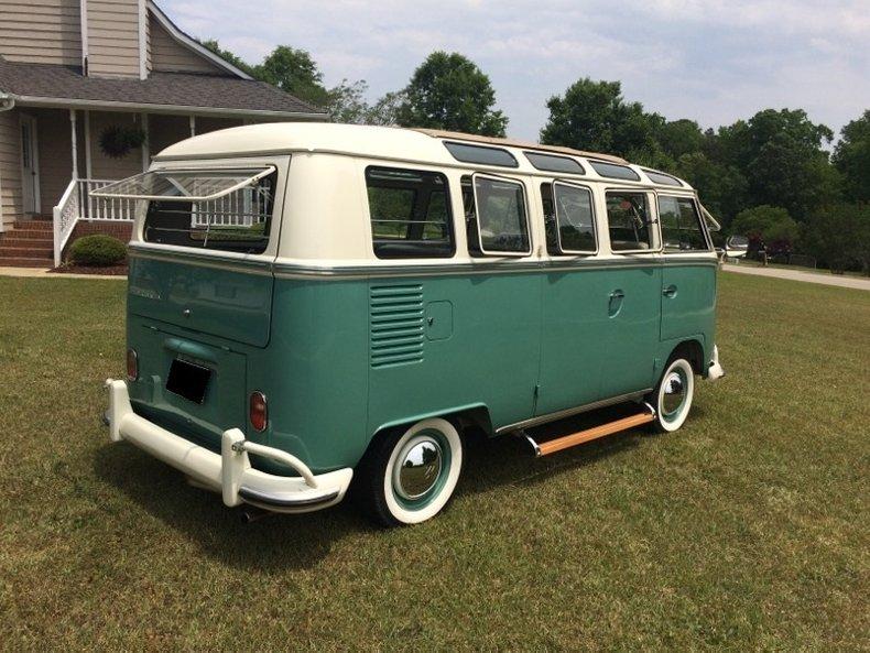 1964 Volkswagen 21 Window Bus 4