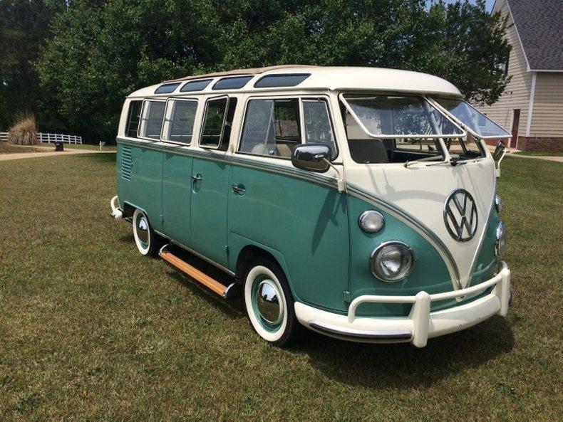 1964 Volkswagen 21 Window Bus 2