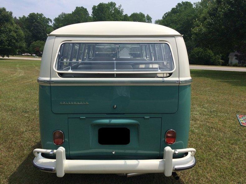 1964 Volkswagen 21 Window Bus 7