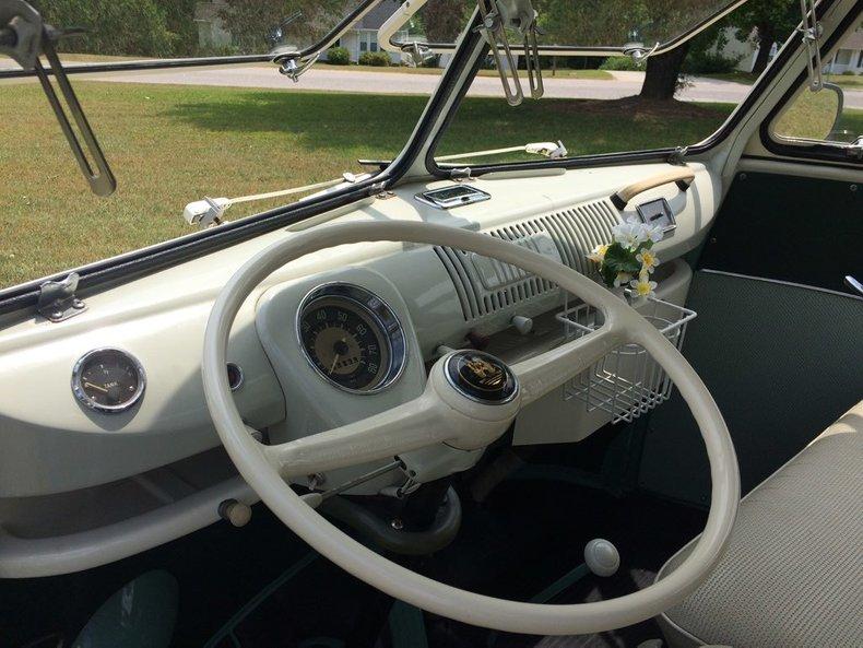 1964 Volkswagen 21 Window Bus 15