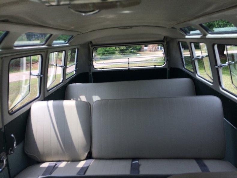 1964 Volkswagen 21 Window Bus 17