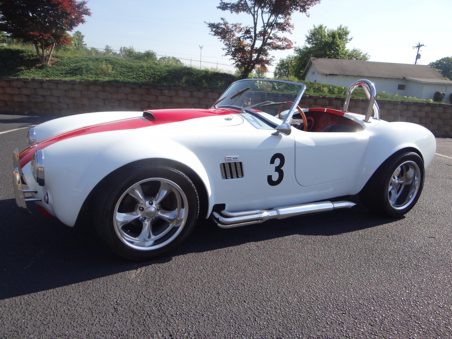 1998 lonestar 1966 cobra replica kit car