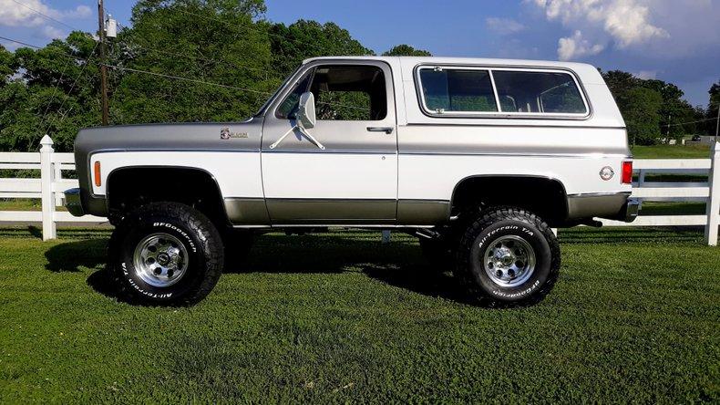 1978 Chevrolet K5 Bl