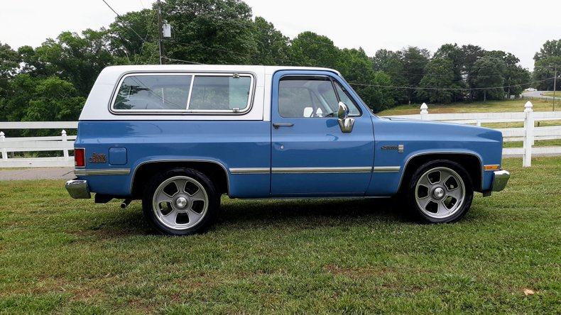 1981 GMC Jimmy For Sale