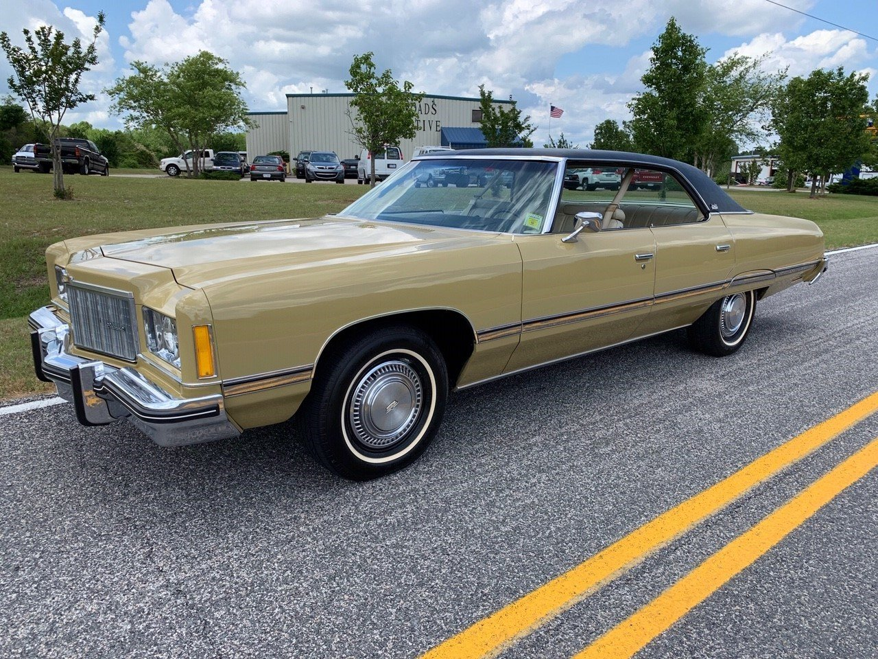 1974 Chevrolet Caprice Classic for sale #165323 | Motorious