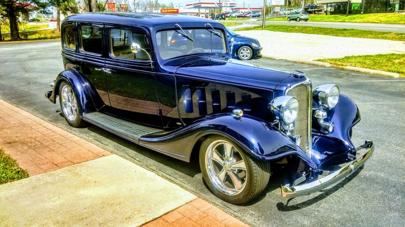 1933 Buick Model 67 For Sale