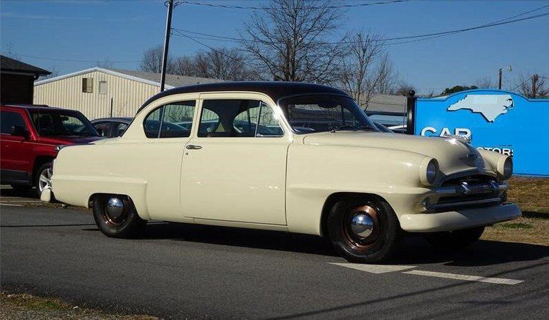 1954 Plymouth Savoy