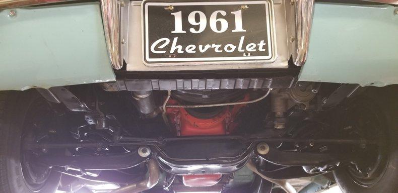 1961 Chevrolet Bel Air 13