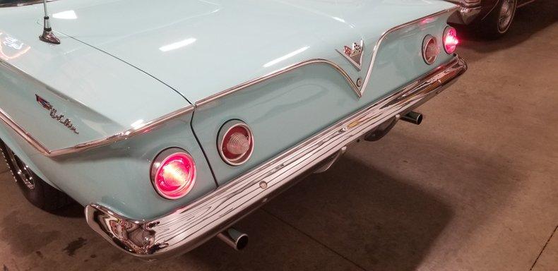 1961 Chevrolet Bel Air 10