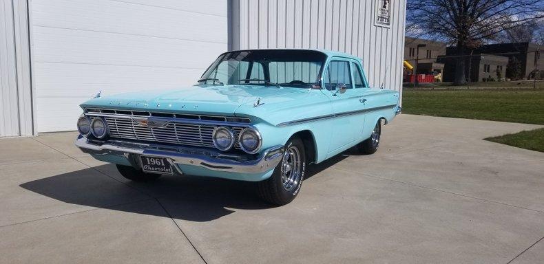 1961 Chevrolet Bel Air 5