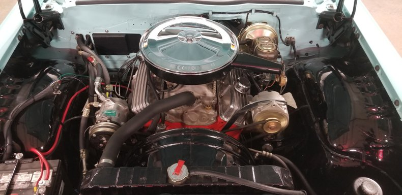 1961 Chevrolet Bel Air 21