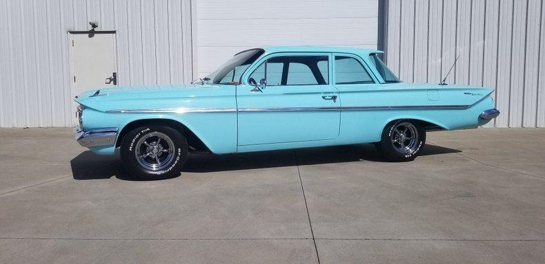 1961 Chevrolet Bel Air 3